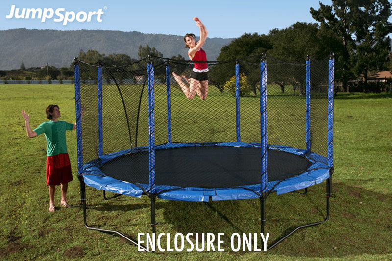 JumpsSport 16 Foot Trampoline Enclosure