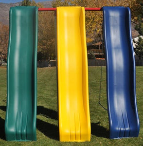 T-Swing Climber with Deck and Slide - Trampolines.com