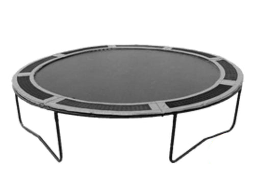 14' TDU Trampoline With Vented Pad