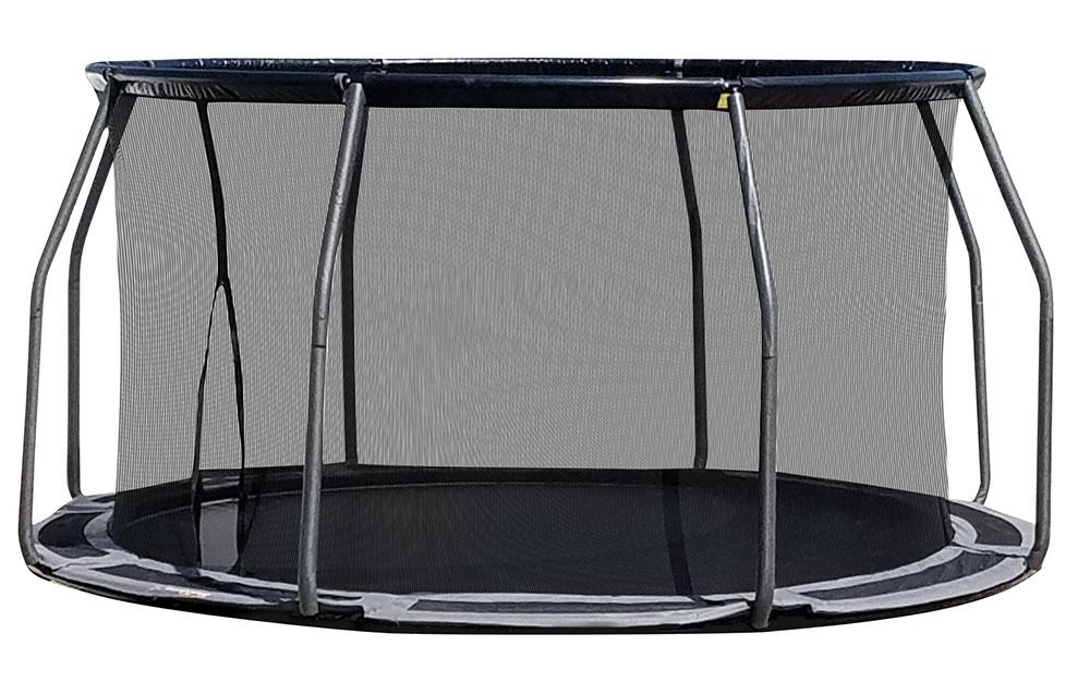 14' Enclosure Net System | TDU 14' Trampolines Enclosure Net