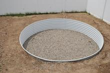 15' Round Trampoline with Inground Kit