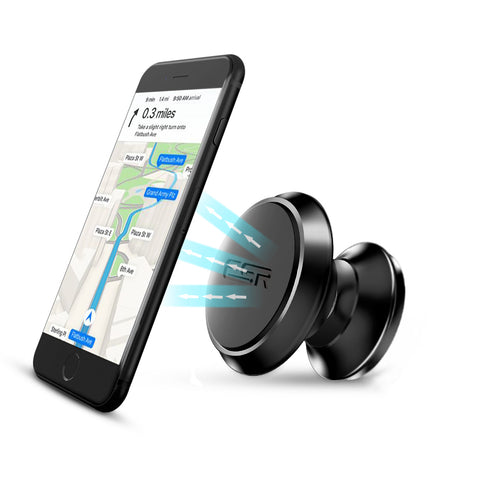RAEGR MM20 Car Magnetic Dashboard Phone Holder Case Car Mount