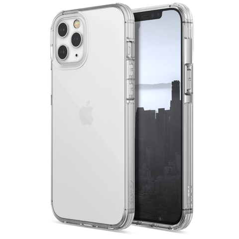 "RAPTIC by X-Doria iPhone 12 / 12 Pro 5G - 6.1"" Case Clear"