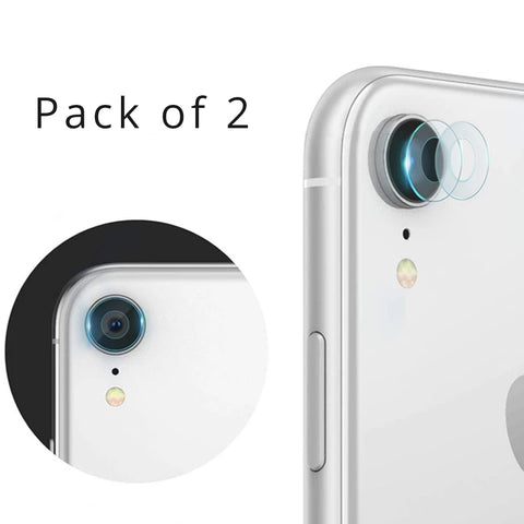 RAEGR SHIELD by ESR iPhone XR Camera Lens Protector (Pack of 2)