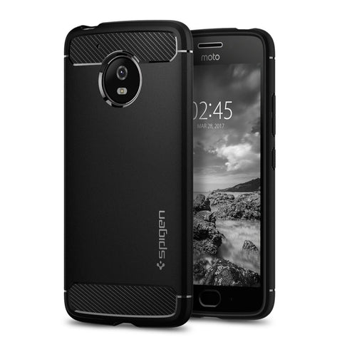 Spigen Moto G5 Case Rugged Armor