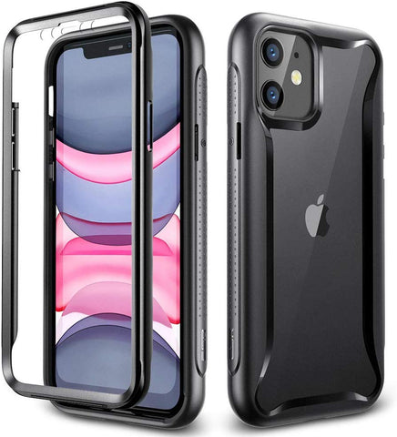 RAEGR SHIELD by ESR iPhone 11 Case Hybrid Armor