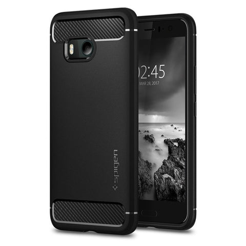 Spigen HTC U11 / HTC Ocean (2017) Case Rugged Armor