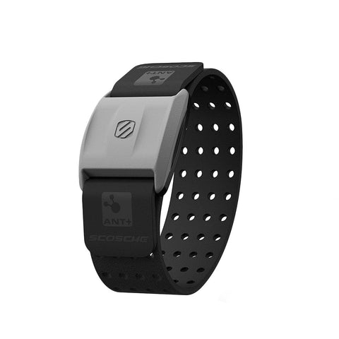 SCOSCHE Rhythm24 - Waterproof Armband Heart Rate Monitor