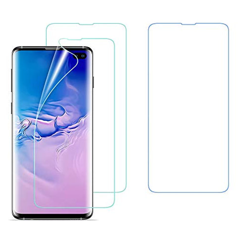 RAEGR SHIELD by ESR Galaxy S10 Plus Liquid Skin Screen Protector (Pack of 2)