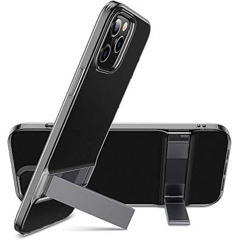 "RAEGR SHIELD by ESR iPhone 12 Pro Max 5G - 6.7"" Case Air Shield Boost - Metal Kickstand"