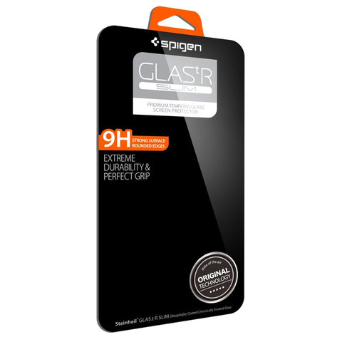 "Spigen Oleophobic Coated Tempered Glass ""Glas.tR SLIM"" for LG G5"