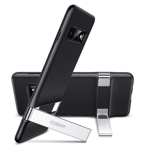 RAEGR SHIELD by ESR Galaxy S10 Case Simplace Metal Kickstand