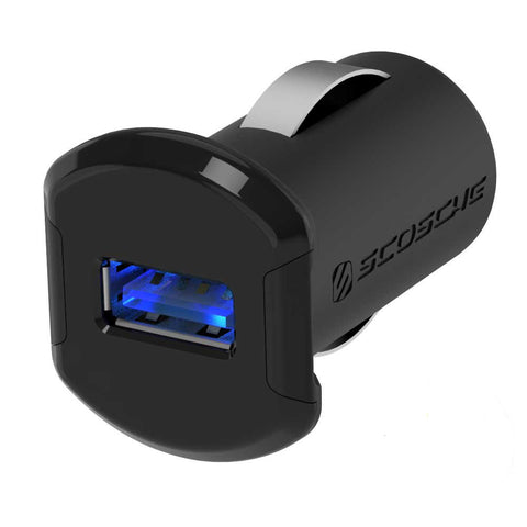 SCOSCHE Universal Mobile Single Port Car Charger