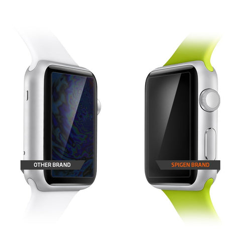 Spigen Apple Watch (SERIES 2 / SERIES 1) Screen Protector Crystal (38mm)