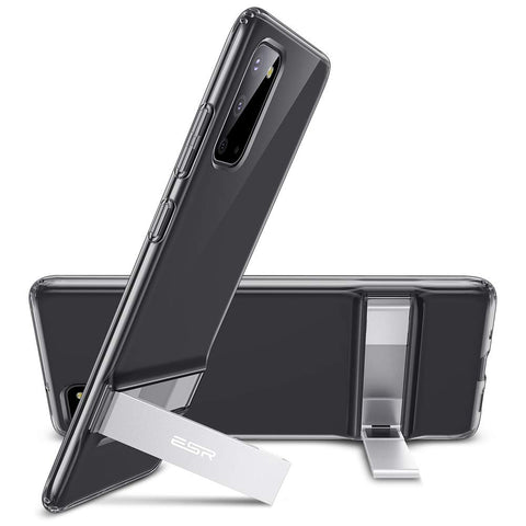 RAEGR SHIELD by ESR Galaxy S20 Ultra Case Air Shield Boost - Metal Kickstand