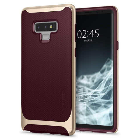 Spigen Galaxy Note 9 Case Liquid Crystal Glitter