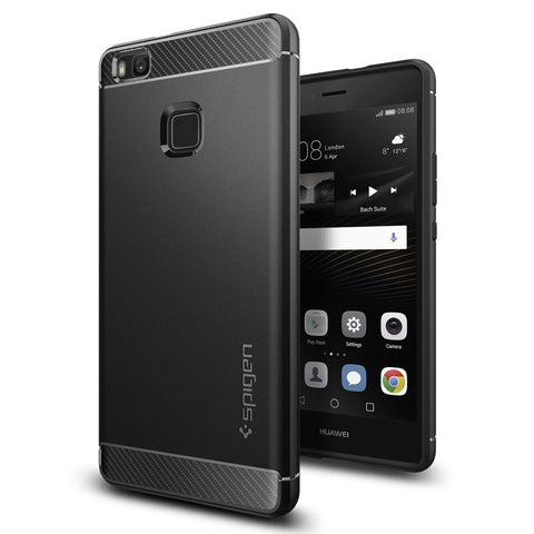 Spigen Huawei P9 Lite Case Rugged Armor Black