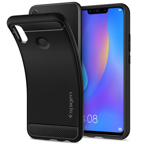 Spigen Rugged Armor Case for Huawei Nova 3i / P Smart Plus