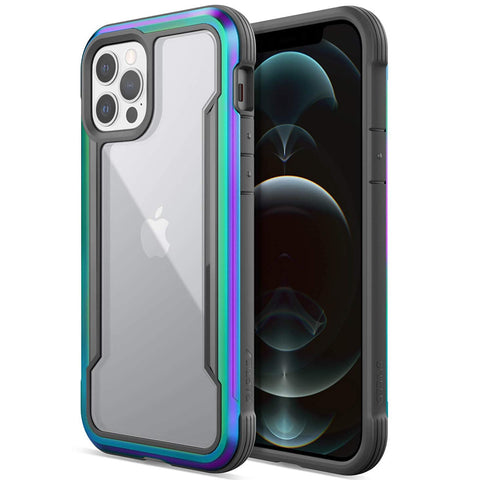 "RAPTIC by X-Doria iPhone 12 / 12 Pro 5G - 6.1"" Case Shield"
