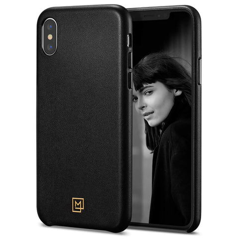 Spigen iPhone XS (2018) / iPhone X (2017) Case La Manon calin