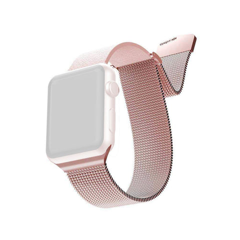RAPTIC by X-Doria Apple Watch (44mm / 42mm) (Bigger Version) (Series 6/5/4/3/2/1) New Mesh Band