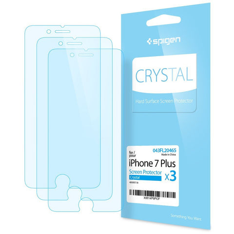 iPhone 7  Plus Screen Protector Crystal