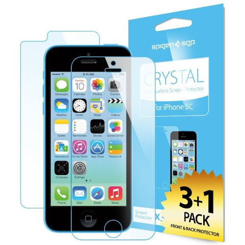iPhone 5C Screen Protector Crystal