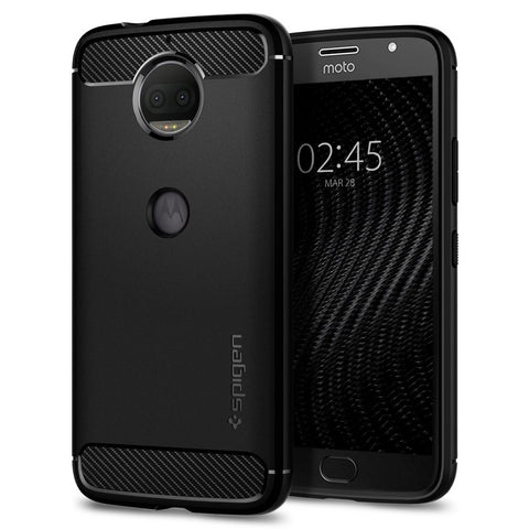 Spigen Moto G5S Plus Case Rugged Armor
