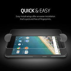 Nexus 5X Screen Protector GLAS.tR SLIM