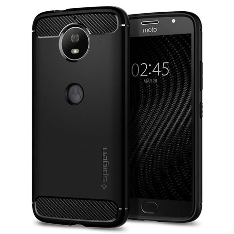 Spigen Moto G5S Case Rugged Armor