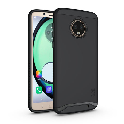TUDIA for Motorola Moto G6 Plus Case MERGE