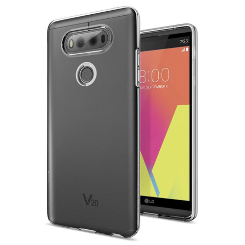 Spigen LG V20 Case Liquid Crystal