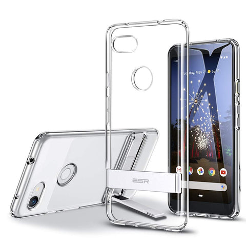 RAEGR SHIELD by ESR Google Pixel 3a Case Simplace Metal Kickstand