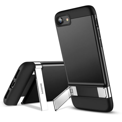RAEGR SHIELD by ESR iPhone 8/7 Case Simplace Metal Kickstand