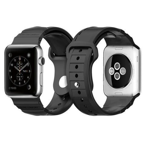 Spigen Apple Watch (SERIES 1) Rugged Armor Band (42mm)