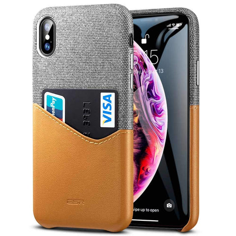 RAEGR SHIELD by ESR iPhone Xs Max Case Metro