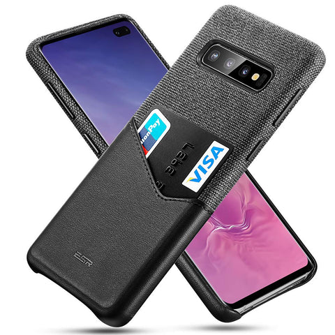 RAEGR SHIELD by ESR Galaxy S10 Plus Case Metro (Card Holder)