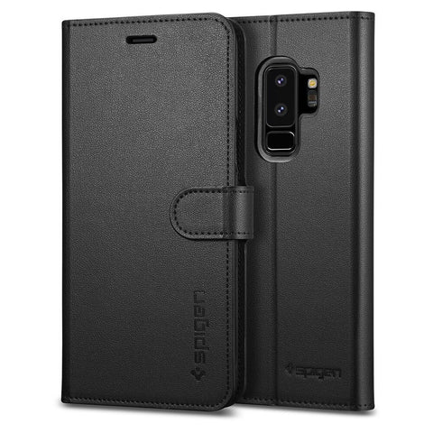 Spigen Galaxy S9 Plus Case Wallet S