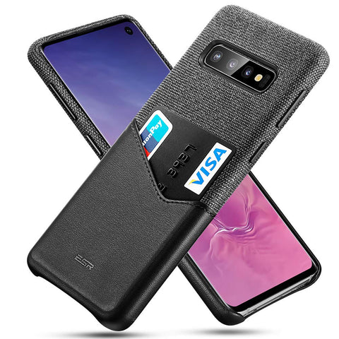 RAEGR SHIELD by ESR Galaxy S10 Case Metro (Card Holder)