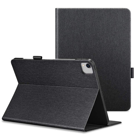 "RAEGR SHIELD by ESR iPad Pro 11"" (2nd Gen, 2020) & Also Fits iPad Pro 11"" (1st Gen, 2018) Case Simplicity Holder Premium Folio"