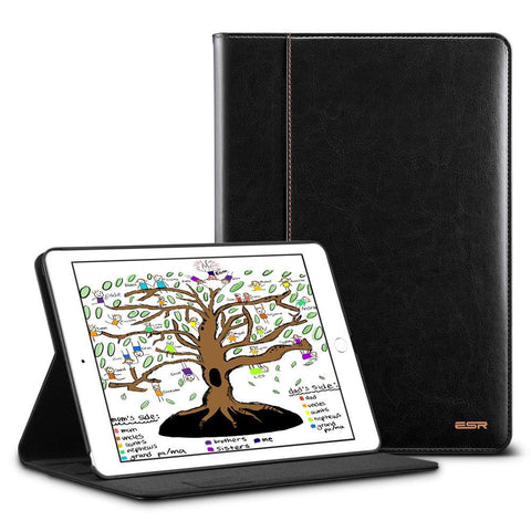 "RAEGR SHIELD by ESR iPad 9.7"" 2017/18 Case Intelligent Premium Business"