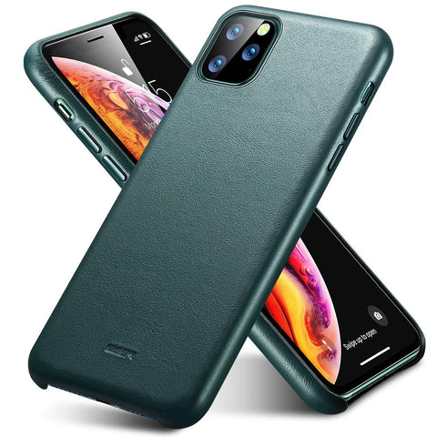 RAEGR SHIELD by ESR iPhone 11 Pro Max Case Metro Leather
