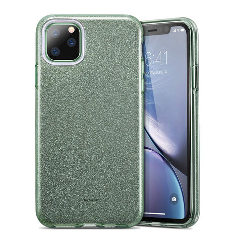 RAEGR SHIELD by ESR iPhone 11 Pro Case Makeup Glitter