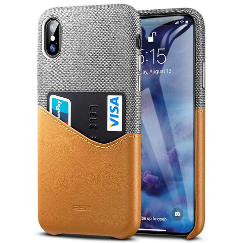 RAEGR SHIELD by ESR iPhone Xs/X Case Metro
