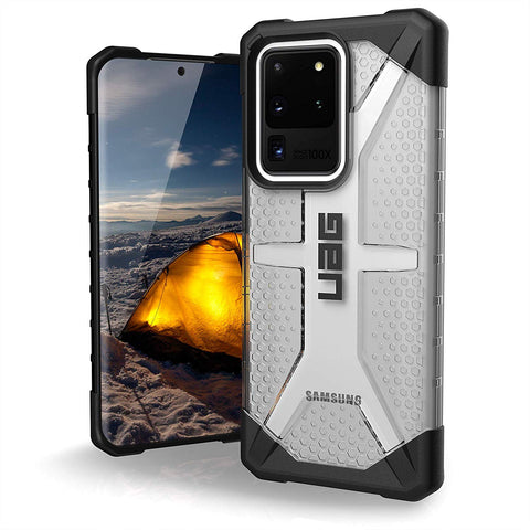 UAG Galaxy S20 Ultra Case Plasma