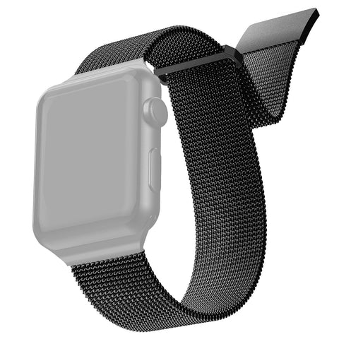 RAPTIC by X-Doria Apple Watch (40mm / 38mm) (Smaller Version) (Series 6/5/4/3/2/1) New Mesh Band