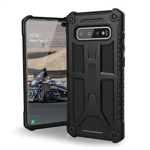 UAG Galaxy S10 Plus Case Monarch