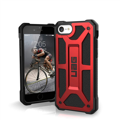 UAG iPhone SE (2nd Gen, 2020) & also fits iphone 7/8 Case Monarch