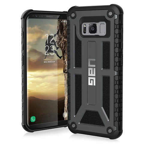 UAG Galaxy S8 Case Monarch