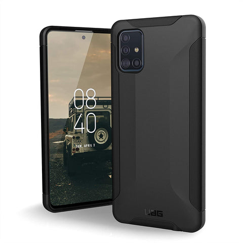 UAG Galaxy A51 Case Scout
